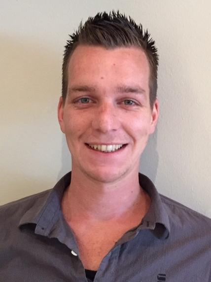 Justin Bouw helpt u graag aan de juiste bril bij Henk Bouw Optiek